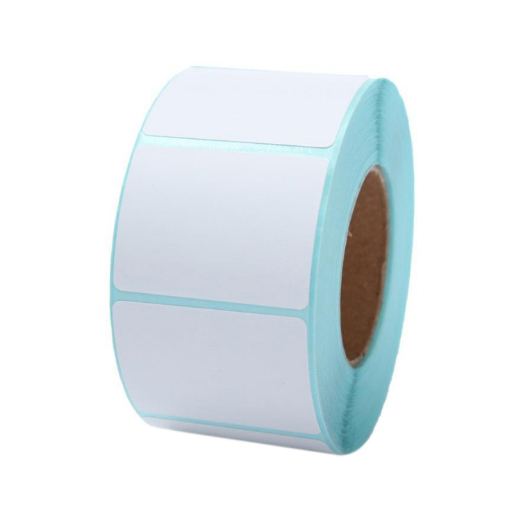40mm*20mm PP film self adhesive label rolls