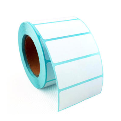 40mm*30mm Three proofing thermal self adhesive label rolls