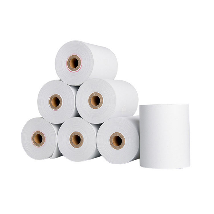 1Ply Bond Paper Roll 75*70