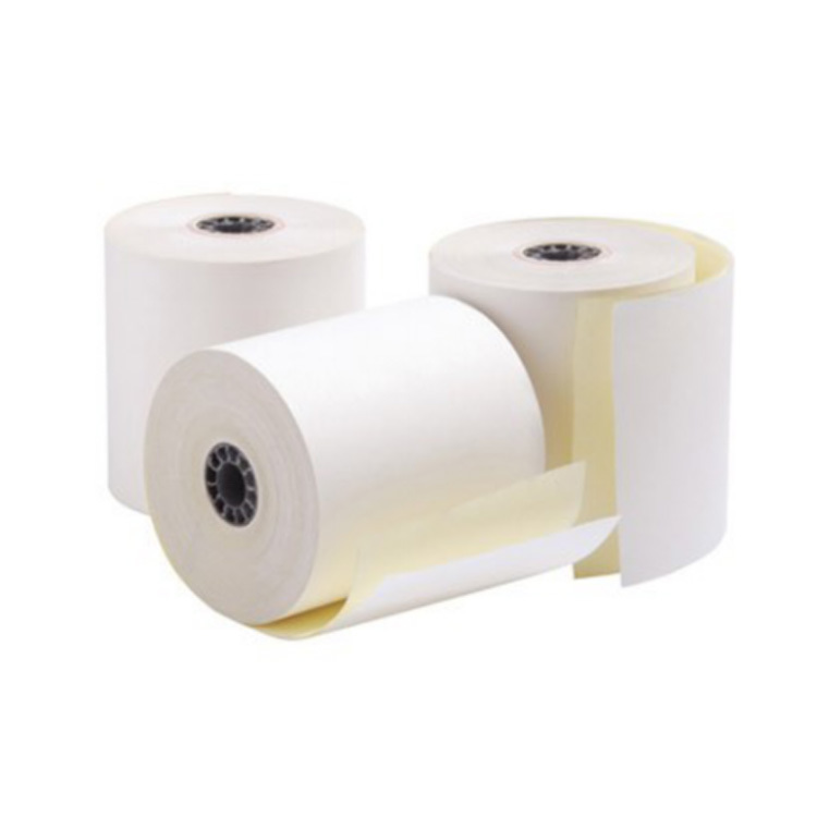 Colorful NCR Paper Roll 75*60
