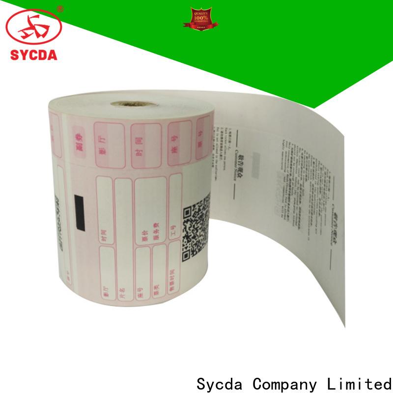 110mm receipt paper supplier for receipt
