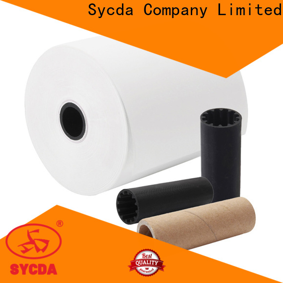 professional roll core customized for PVC film