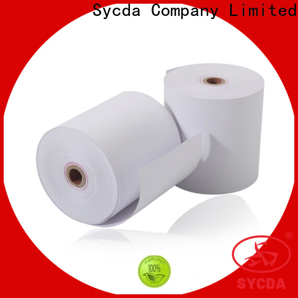 Sycda printed pos thermal paper personalized for logistics