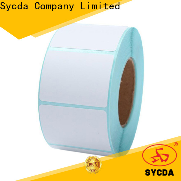 Sycda self adhesive labels factory for logistics