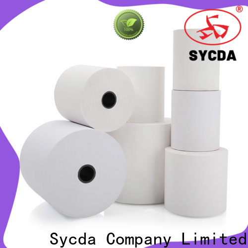 Sycda cash register paper wholesale for movie ticket