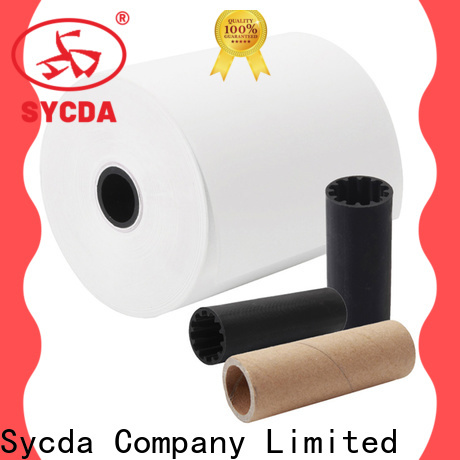 Sycda 15mm17mm roll core customized for winding