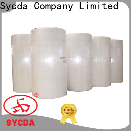 Sycda ncr carbonless paper from China for supermarket