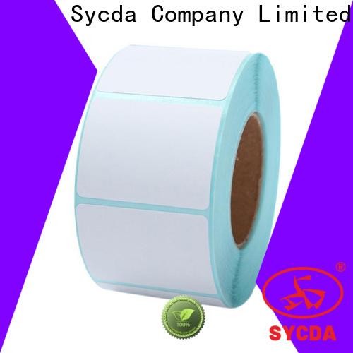 Sycda bright self adhesive paper atdiscount for logistics