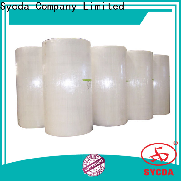Sycda ncr carbonless paper manufacturer for supermarket