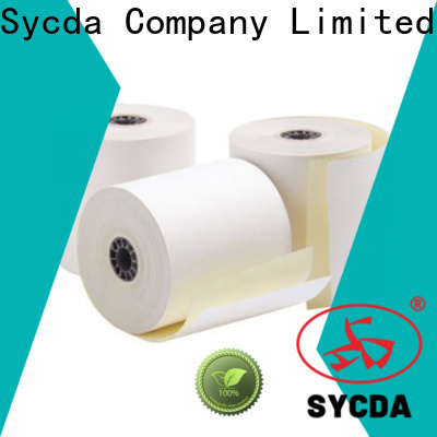 Sycda 241mm380mm carbonless printer paper customized for hospital