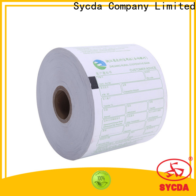 110mm receipt paper roll wholesale for lottery
