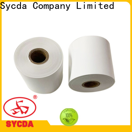 Sycda register paper personalized for hospitals