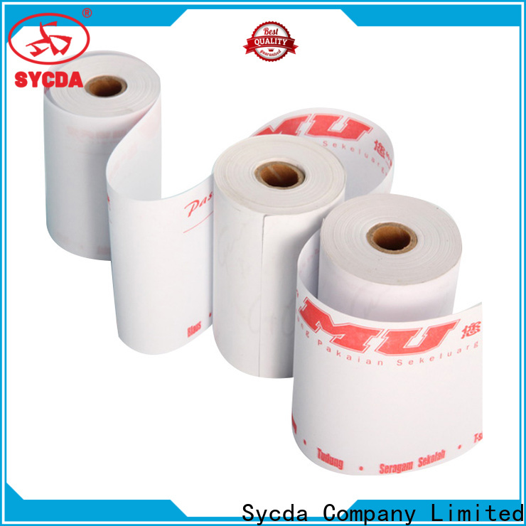 jumbo receipt paper roll supplier for lottery
