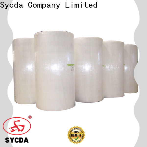 Sycda 241mm380mm ncr carbonless paper manufacturer for banking