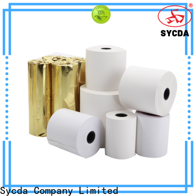 waterproof thermal printer rolls personalized for logistics