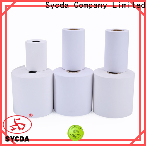 Sycda 110mm cash register paper supplier for fax