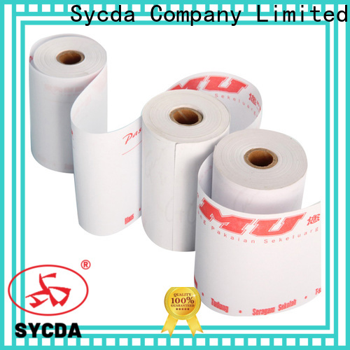 Sycda thermal paper factory price for cashing system
