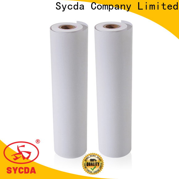 Sycda pos thermal paper supplier for fax
