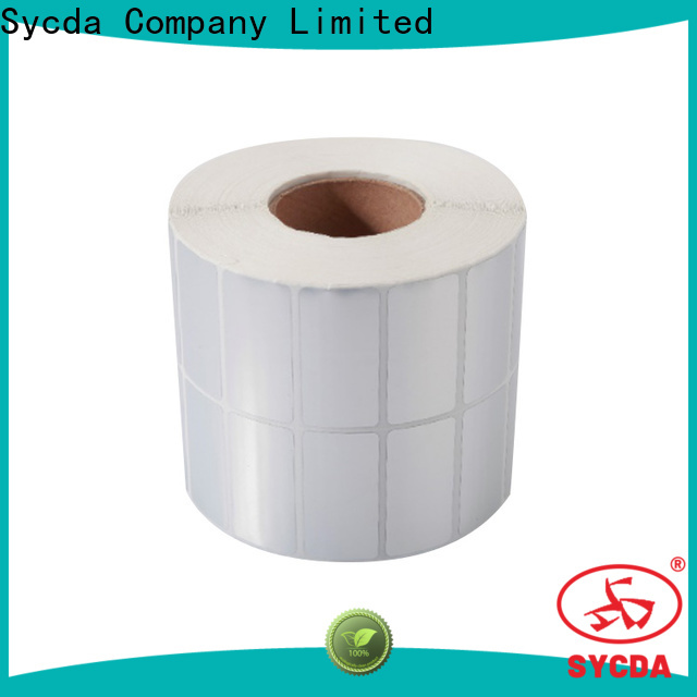 Sycda label paper factory for aviation field