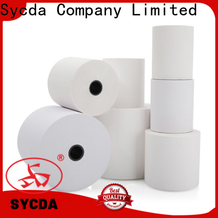 Sycda 110mm cash register tape wholesale for fax