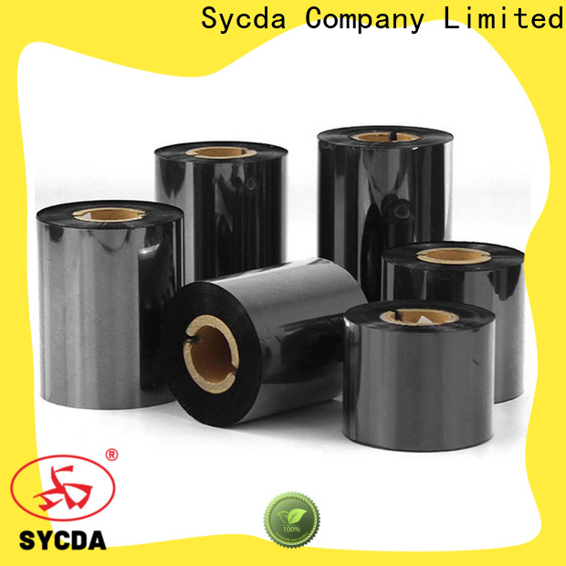 Sycda thermal printer ribbon inquire now for price label