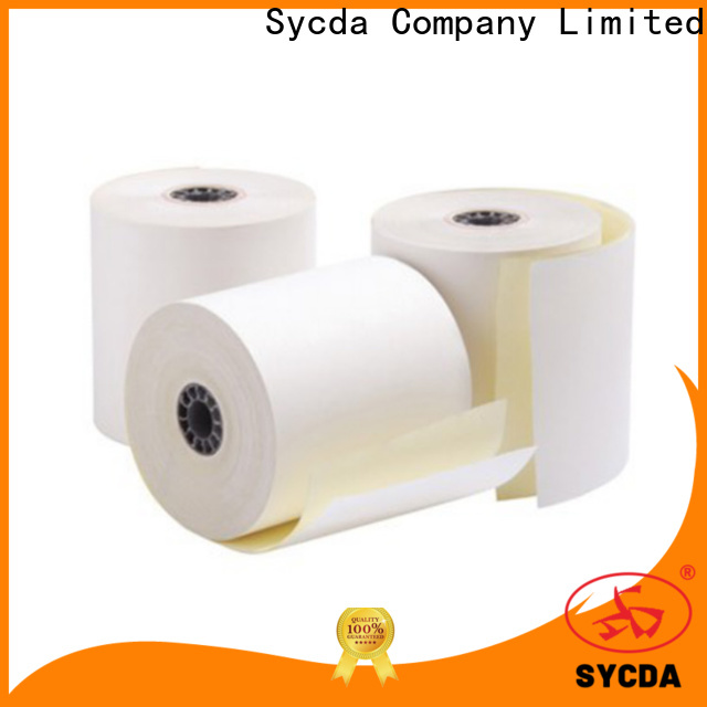 Sycda ncr carbonless paper series for hospital