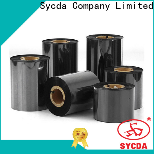 Sycda thermal printer ribbon with good price for thermal paper