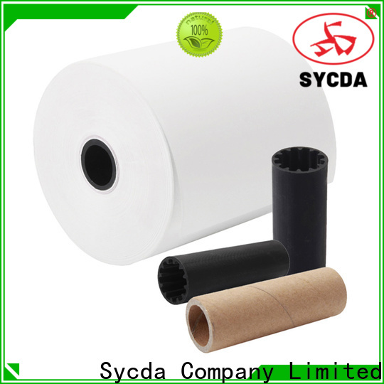 Sycda stable paper roll core from China for superstores