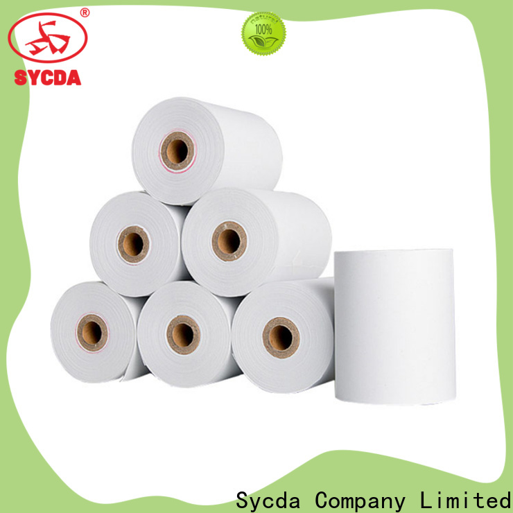 Sycda 610mm860mm ncr printer paper directly sale for hospital