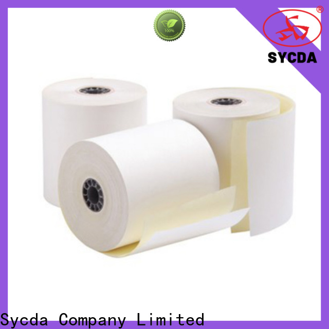 Sycda 2 plys carbonless paper from China for computer