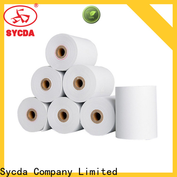 colorful ncr carbonless paper 2 plys series for supermarket