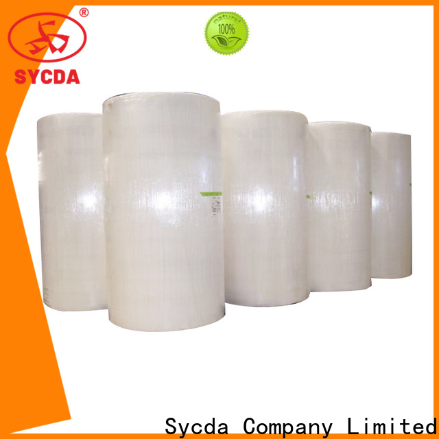 Sycda continuous 2 plys ncr paper customized for computer