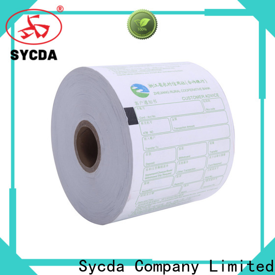 Sycda thermal rolls wholesale for hospitals
