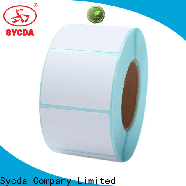 Sycda dyed printed labels factory for hospital