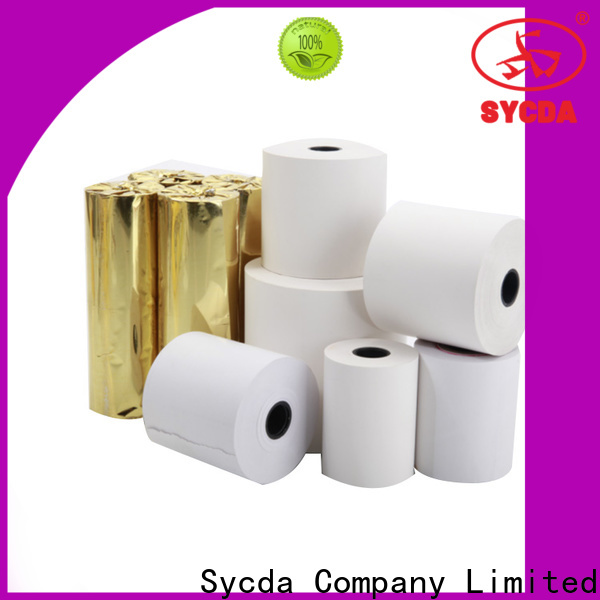 jumbo atm paper rolls factory price for lottery