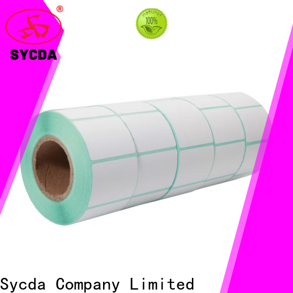 Sycda adhesive stickers with good price for logistics