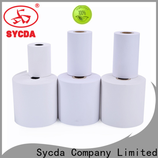 Sycda synthetic pos paper supplier for fax