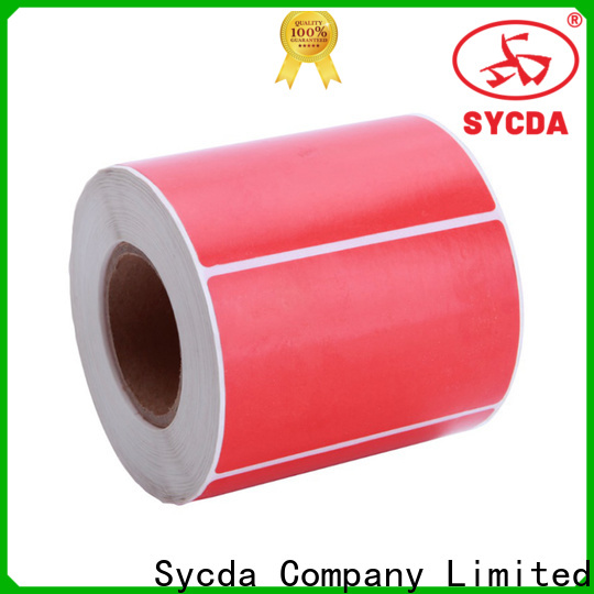 55mm self adhesive paper with good price for banking