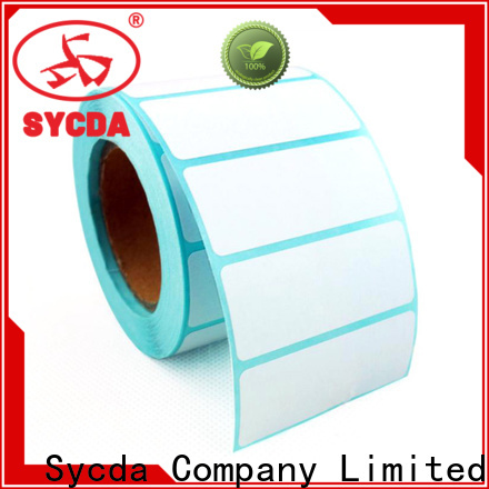 Sycda self stick labels factory for aviation field