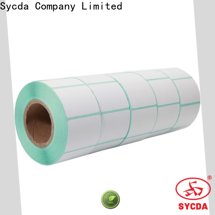 woodfree sticky label printing factory for aviation field