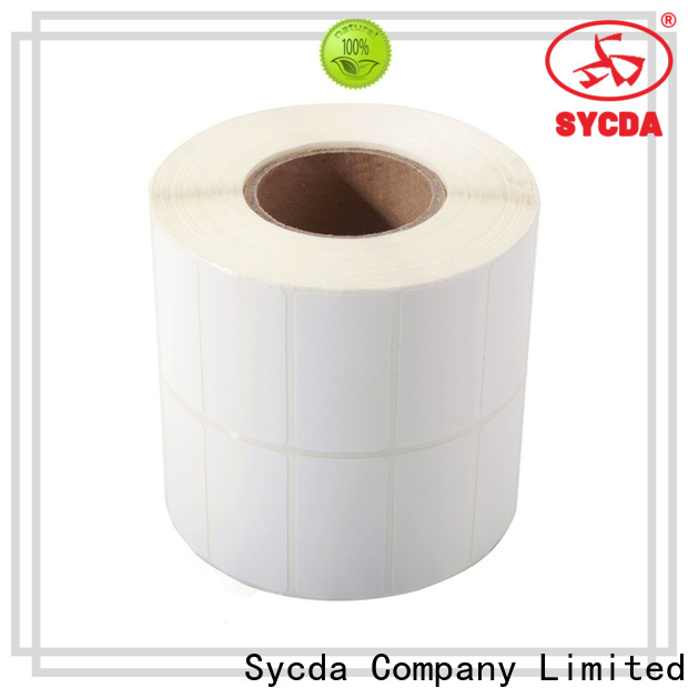44mm sticky label printing factory for hospital