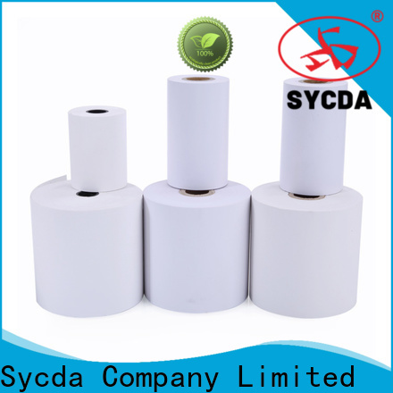 Sycda credit card rolls personalized for hospitals