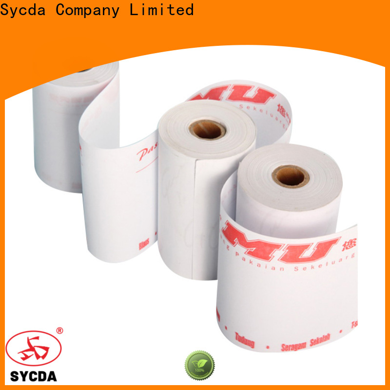 Sycda pos rolls supplier for movie ticket
