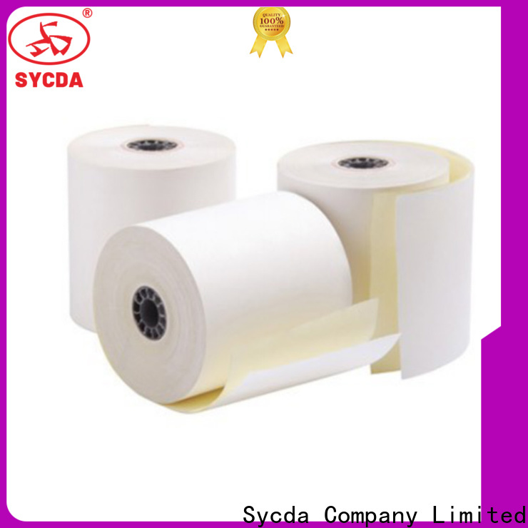 Sycda carbonless copy paper customized for hospital