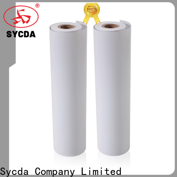 Sycda thermal printer paper personalized for cashing system