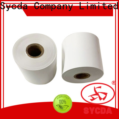 Sycda atm paper rolls personalized for lottery