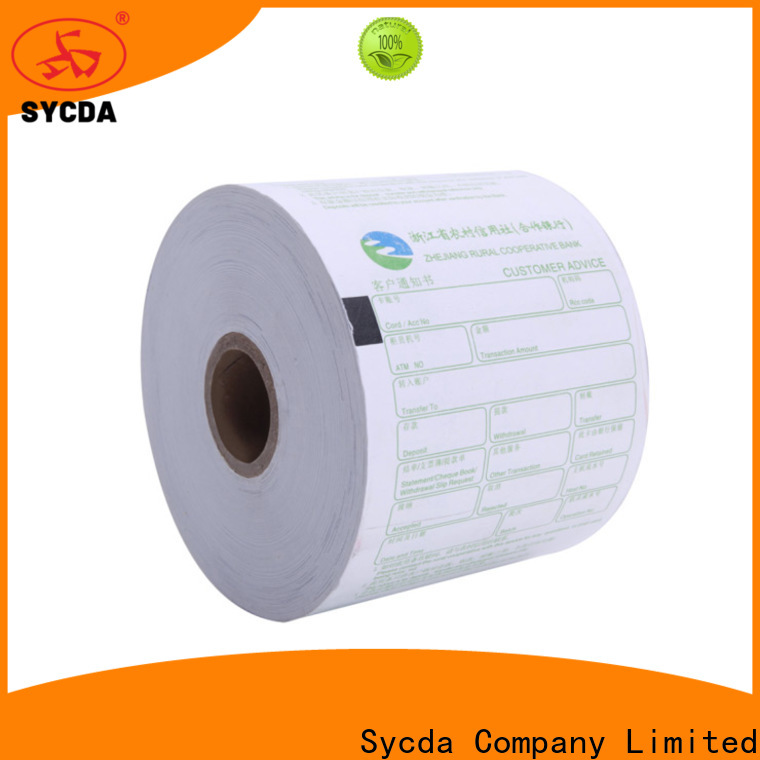 jumbo thermal printer paper supplier for lottery