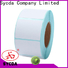 Sycda sticky label printing with good price for logistics