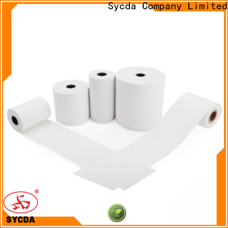 jumbo credit card rolls factory price for receipt