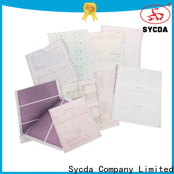 Sycda ncr ncr paper rolls series for supermarket